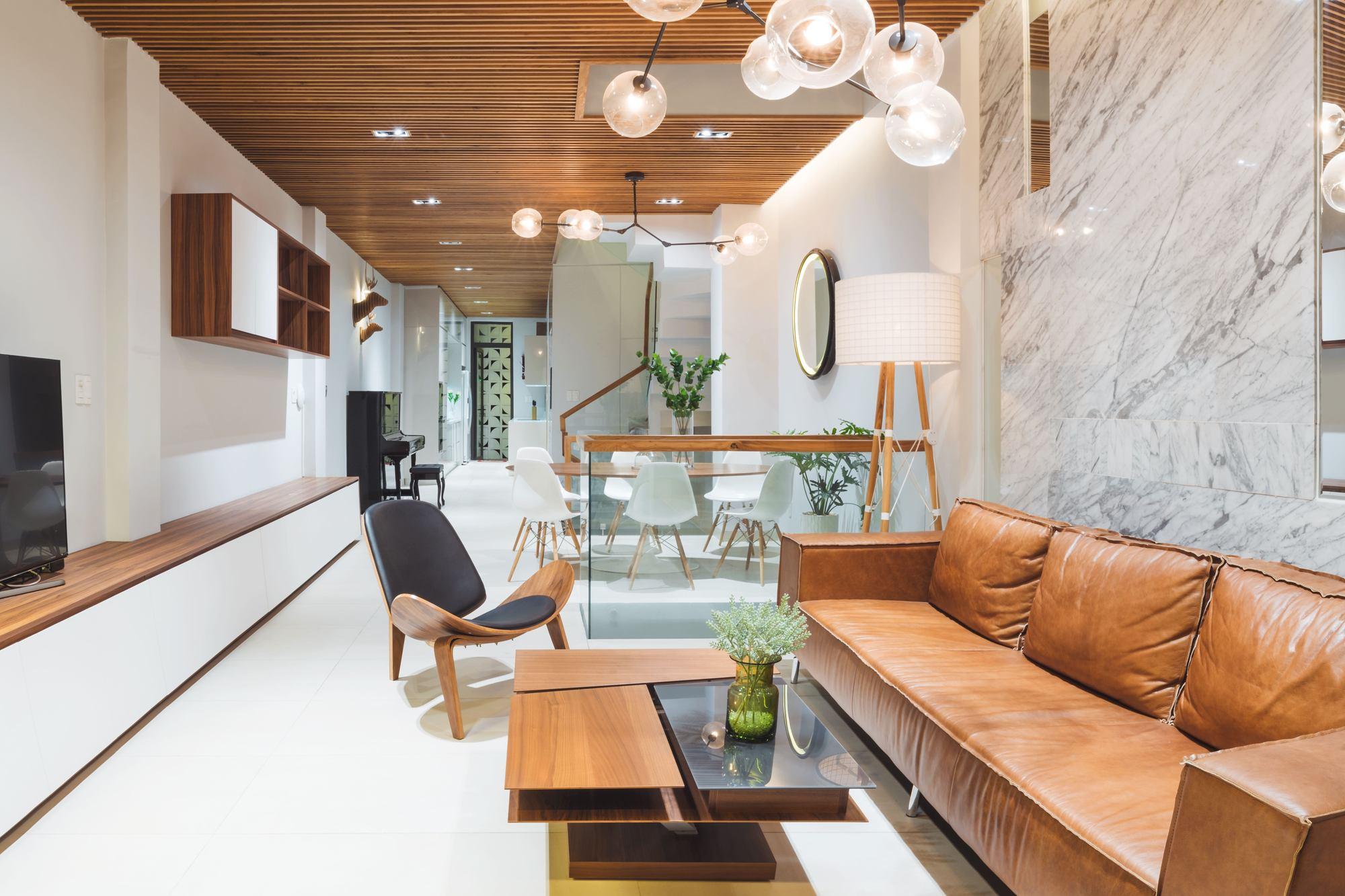 """Tổng hợp những mẫu thiết kế phòng khách đẹp """"mê ly"""" cho không gian nhỏ bạn không nên lướt qua"""