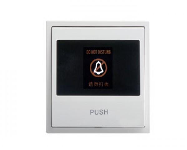 Module nút nhấn chuông  có hiển thị  không làm phiền  70E611