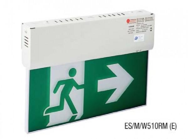 Đèn Thoát Hiểm Chỉ Dẫn 2 Mặt MAXSPID ED/M/W510RM