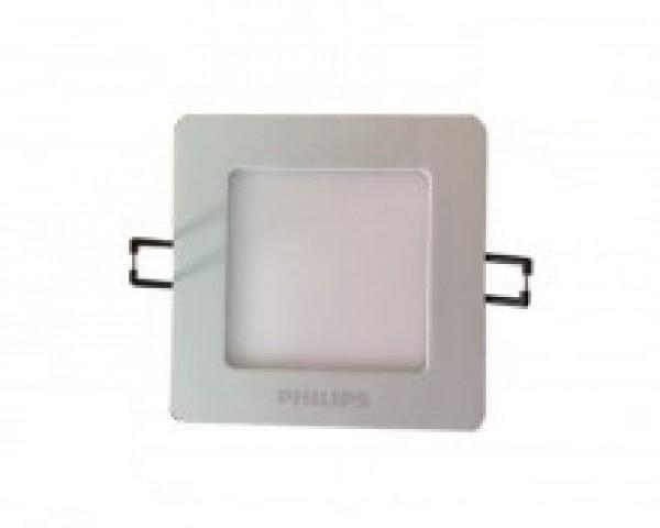 Đèn led âm trần vuông DN024B LED9 15W SQR