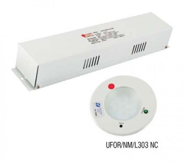 Đèn Sự Cố Dùng Bóng LED Công Suất Cao 10W MAXSPID UFOR/NM/L303 NC
