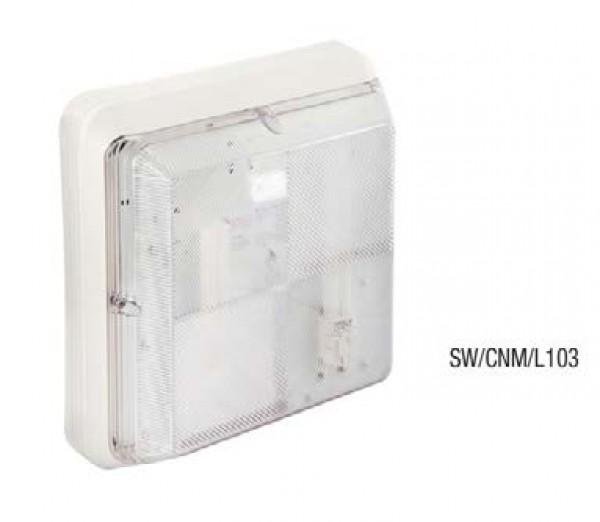 Đèn Sự Cố Dùng Bóng LED 1x3W MAXSPID SW/CNM/L103