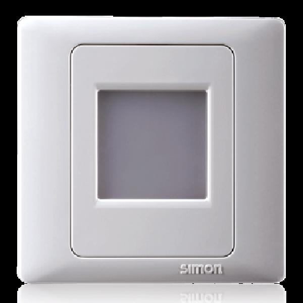 Đèn báo Led màu vàng 2W Simon 50802