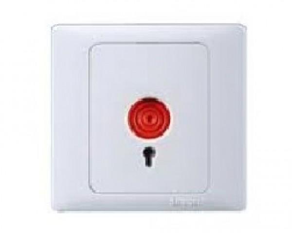 Công tắc khẩn cấp sử dụng với hệ thống chuông báo, trở lại bình thường bằng chìa khóa Simon 55901