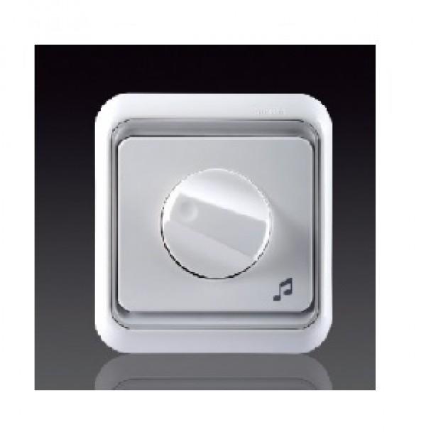Công tắc điều chỉnh âm lượng tròn 3W Simon 60853-50