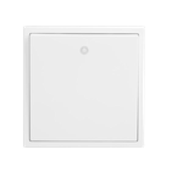 Bộ công tắc đơn 20A 1 chiều, 2 cực có đèn LED Simon 702023