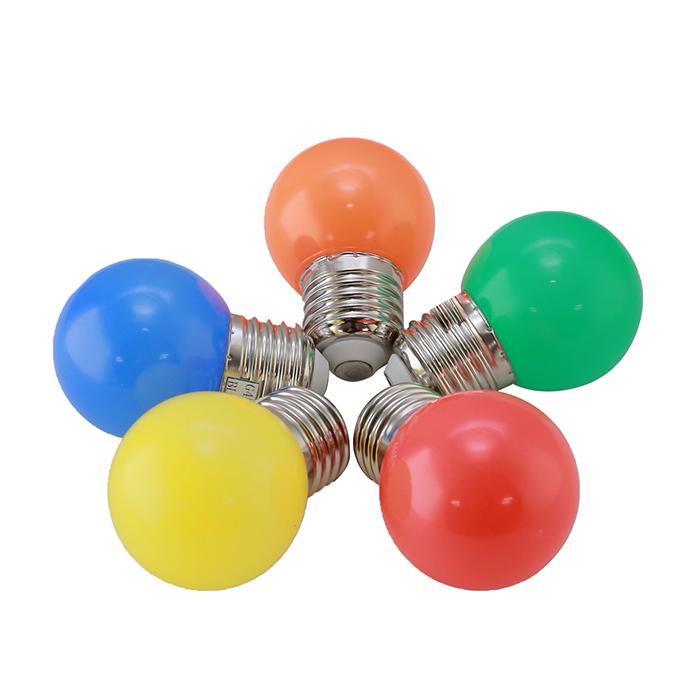 Bóng đèn LED Bulb trang trí LED A45 1W
