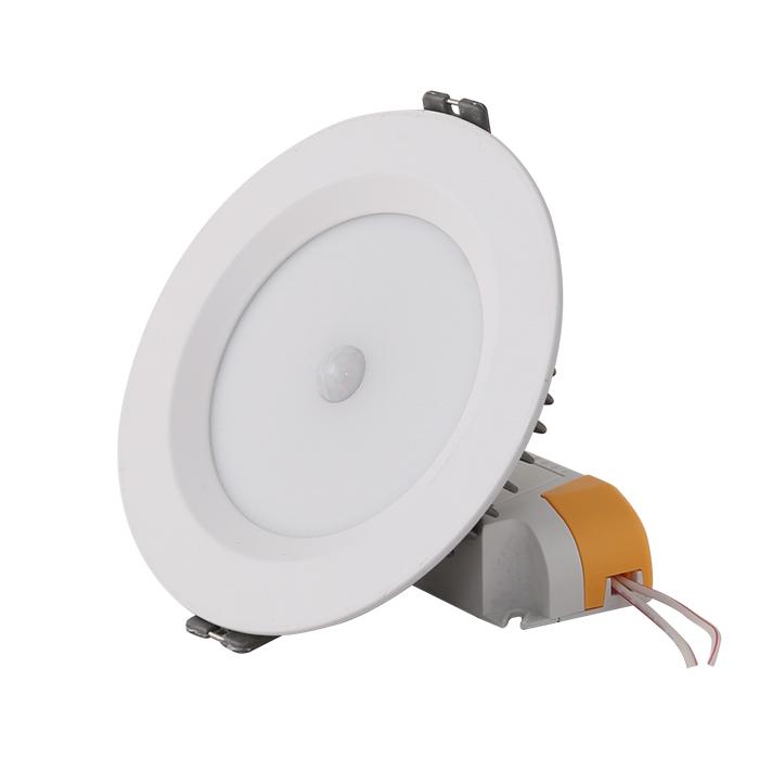Đèn LED âm trần downlight ĐỔI MÀU D AT02L DM 110 9W