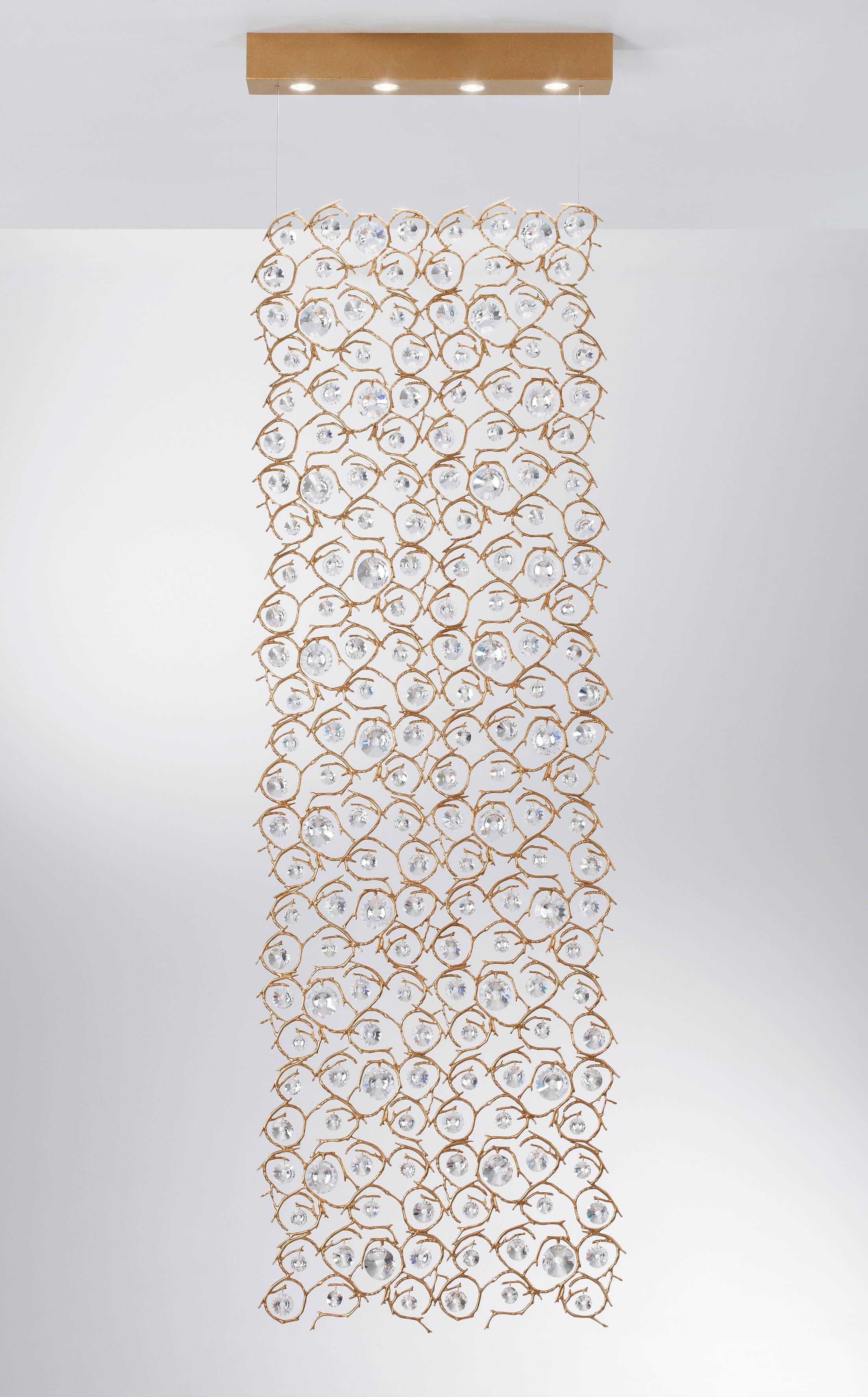 Đèn serip-Diamond 12