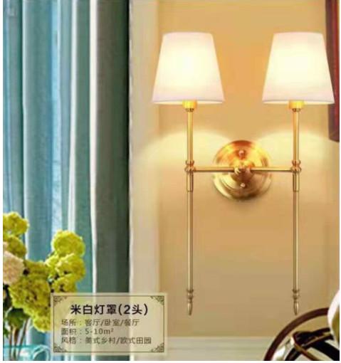 Đèn tường đôi hiện đại  Y001-2P