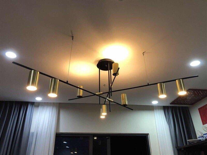 Đèn chùm decor hiện đại 1005P